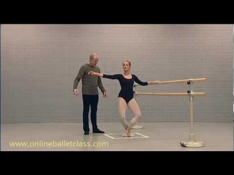 Ballet Lesson - Fondu