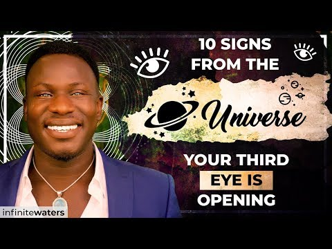 10 Signs From The Universe Your Third Eye Is Opening Now