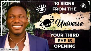 10 Signs Your Third Eye Is Opening (Third Eye) Secrets REVEALED!
