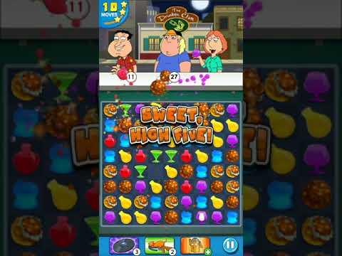 Family Guy - Another Freakin' Mobile Game Level 34 -- AppLevelHelp.Com