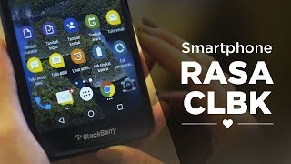 Gambar cover BLACKBERRY AURORA: BLACKBERRY RASA ANDROID