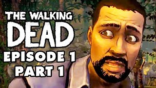 The Walking Dead Game - Episode 1, Part 1 - A New Day (Gameplay Walkthrough for XBox 360/PS3/PC/Mac)