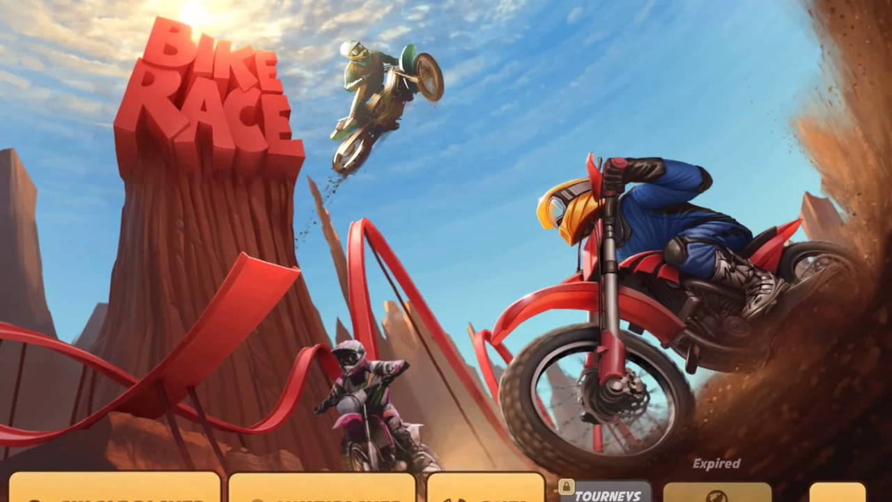 bike race racing motorcycle game levels hack coins stars advanced gameplay android