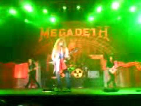Megadeth - Trust  (santiago 2010)