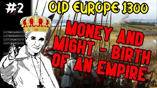 HOI4 MOD: OLD EUROPE 1300 - SWEDEN - MONEY AND MIGHT - BIRTH OF AN EMPIRE! #2