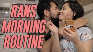 Our Lovely Morning Routine #RANSVLOG