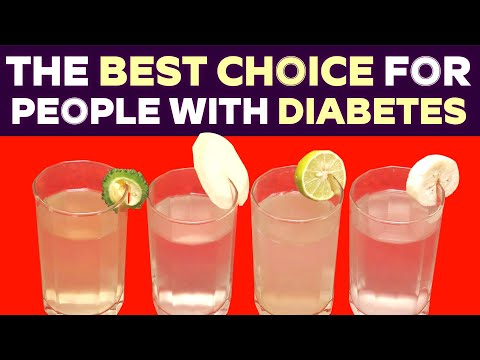 The best choice for people with diabetes