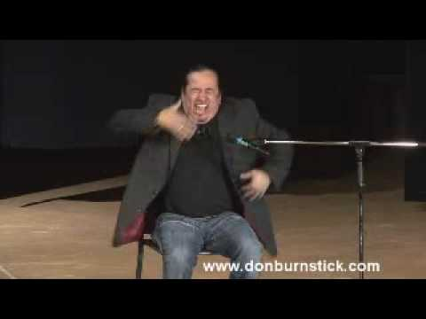 Don Burnstick's The 5 Ways of native woman laughter