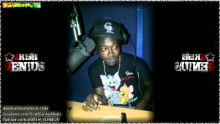 Blak Ryno - Nuh Fraid A People [French Kiss Riddim] May 2012