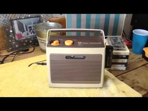Kmart 8-Track Player #6-36-58