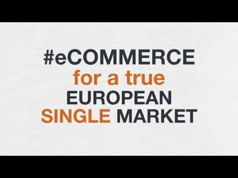 #eCommerce: Towards a European Single Market
