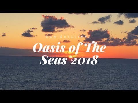 Oasis of The Seas 2018