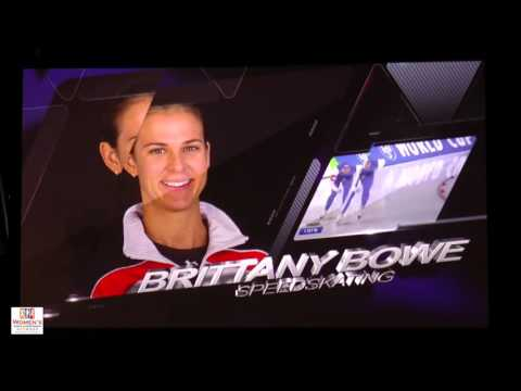 Get to know Brittany Bowe - Speedskater