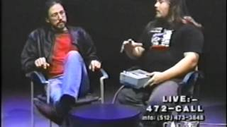 "BILL HICKS - A ""MUST WATCH"" INTERVIEW (uploaded 2007 migrated from Google Video)"