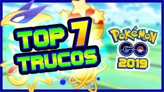 🔥 TOP 7 MEJORES TRUCOS de POKEMON GO 2019 - [TODOS FUNCIONAN] 🔥