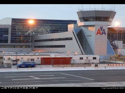 American Airlines John F Kennedy Kjfk Jfk Terminal 8