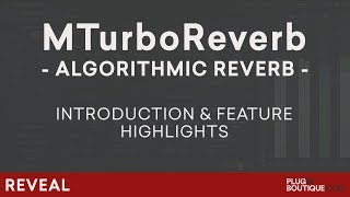 MeldaProduction MTurboReverb | Short Review of Features | Creative Mixing Reverb