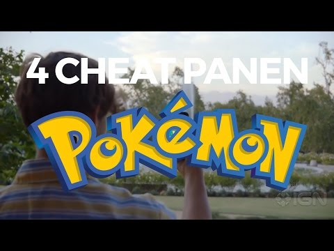 Pake 4 CHEAT Main Pokemon GO? (LET'S TRY!)