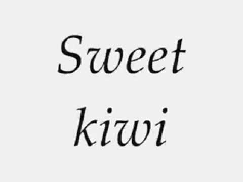 Maroon 5  Kiwi
