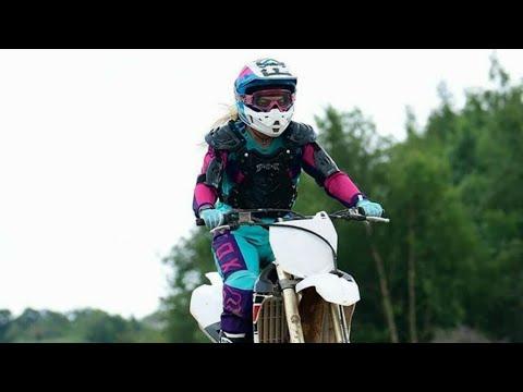 Motocross Girls Edition | Women In Dirt Bike Sports [HD]