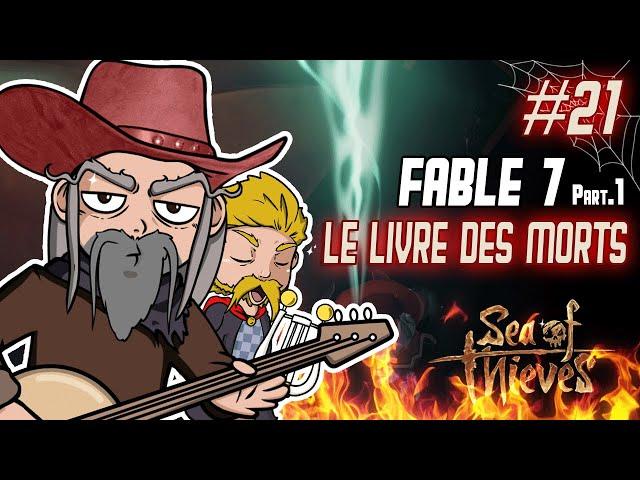 D'ABORD ON LUI MET LE FEU ! - Les Bro'Z sur Sea Of Thieves
