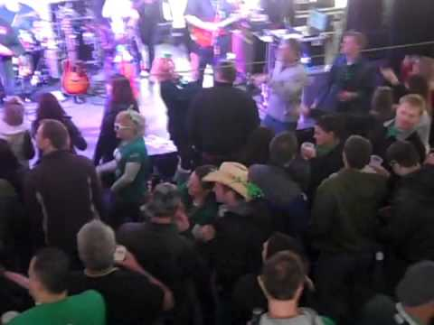 Finn Mcguires Hales Corners WI-St Patricks Day 2013