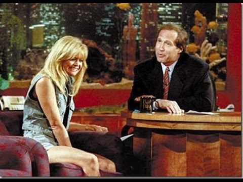 The CHEVY CHASE  1993? with Goldie Hawn.