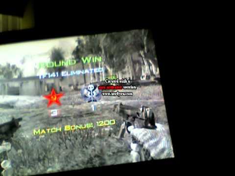 MW2 Riot Shield Fun | MrHazernater