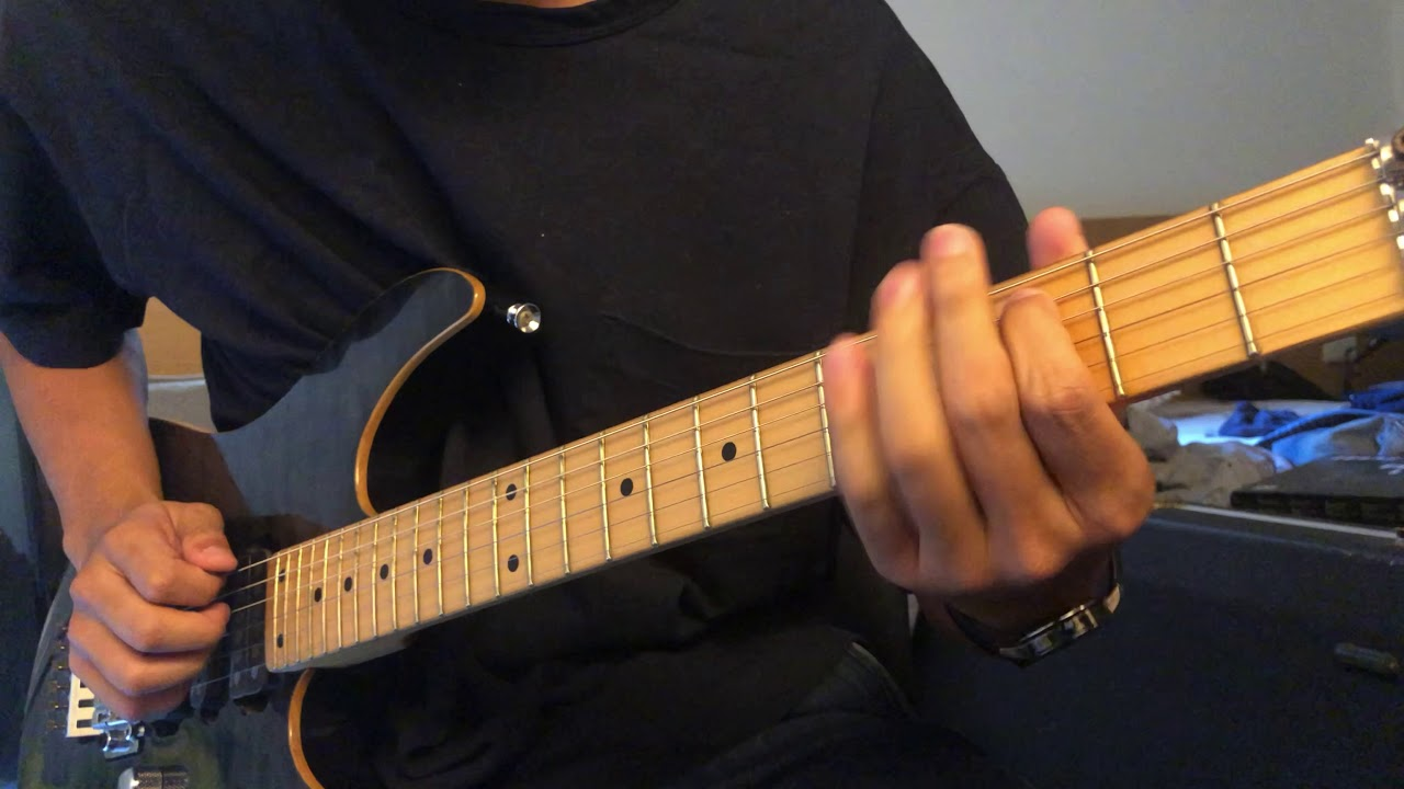 茄子蛋 - 浪流連 solo Guitar cover - YouTube