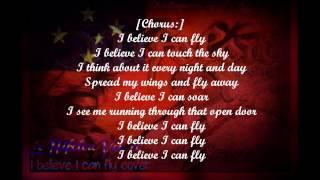 Le Nifoloa (I Believe I Can Fly Cover) 2012