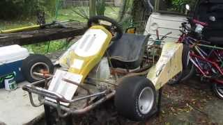 Racing Go Kart Trash Pick Super Lucky Find