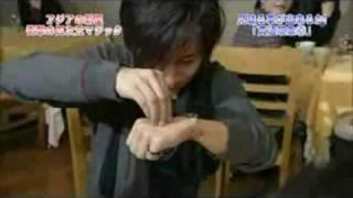 刘谦在日本魔术表演特辑第一季_3-2