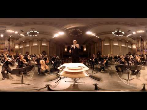 Adelaide Symphony Orchestra Virtual Reality Concert - Sibelius Finlandia