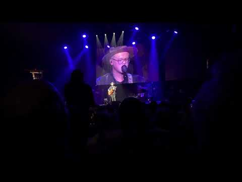 MercyMe / Bart Millard's Son Sam plays Because He Lives - Johnson City, TN