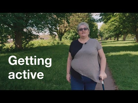 Sarah's tips on getting active | Exercise and diabetes | Diabetes UK