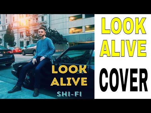 BlocBoy JB & Drake Look Alive Shi-Fi Cover