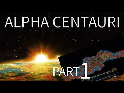 Alpha Centauri - Part 1 - Planetfall