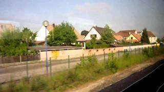 Journey Ter Corail Basel - Mulhouse