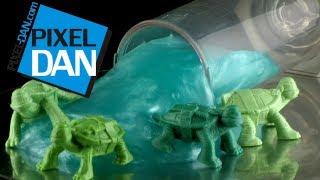 Nickelodeon Teenage Mutant Ninja Turtles Mutagen Ooze Video Review