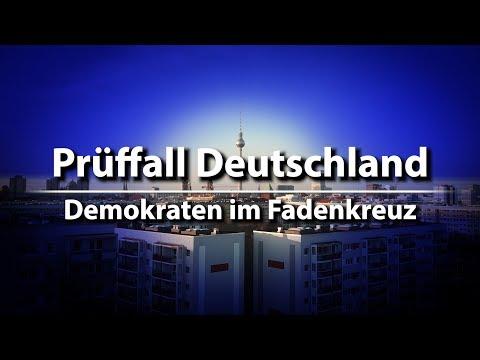 Prüffall Deutschland - Demokraten im Fadenkreuz (JF-TV Dokumentation)
