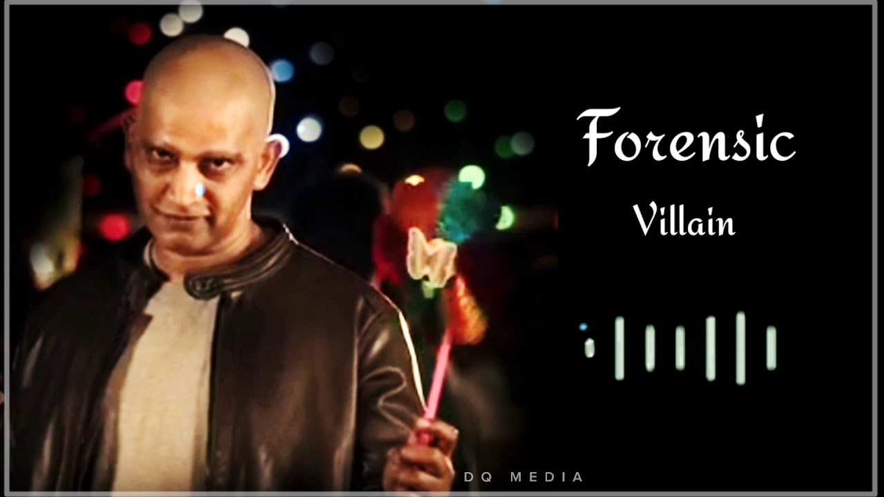 Forensic Movie Villain Bgm Whatsapp Status By Dq Media Youtube