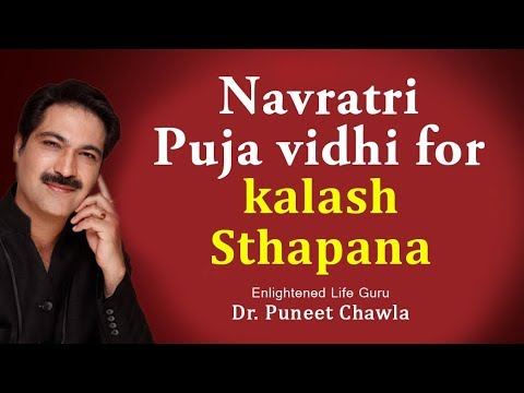 How Navratri Bring Fortune to Your Home | Suggestion by Dr. Puneet Chawla.