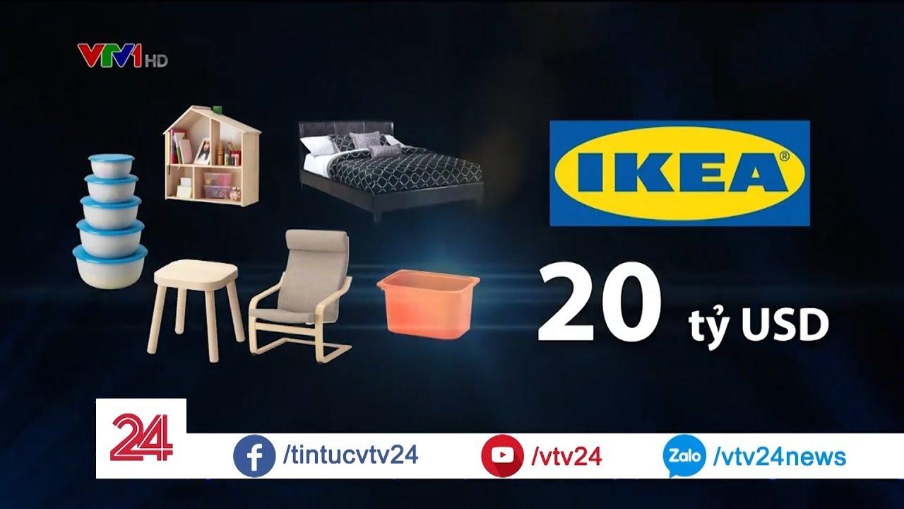 Ông lớn đồ nội thất IKEA vào Việt Nam: Bức tranh đồ gỗ nội thất Việt sẽ được vẽ lại?| VTV24