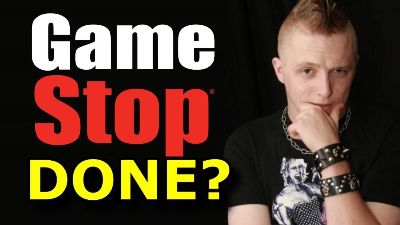 It Looks Like Gamestop is Finally DOOMED! - Rant Video by DreamcastGuy