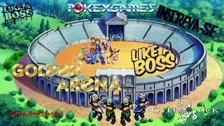 POKEXGAMES | GOLDEN ARENA | FT.  Imortal Team