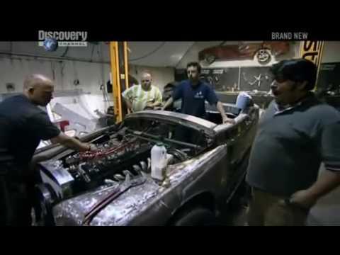 Chop Shop London Garage S2 E6 P4 Youtube