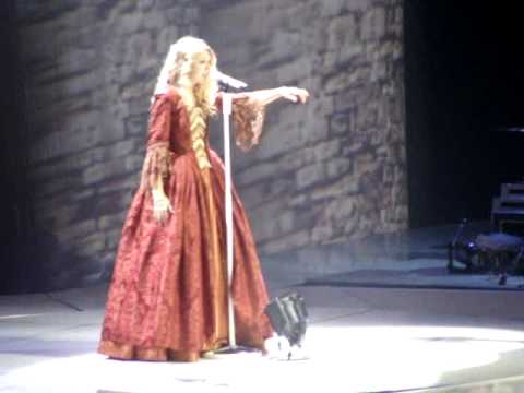 Love Story-Taylor Swift at Centurytel Center, Bossier City, LA 9/10/09