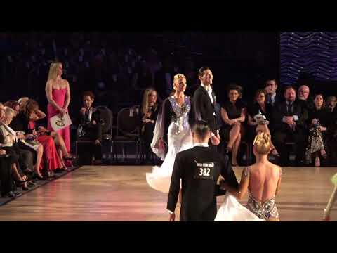 Ohio Star Ball 2017. Final Pro Ballroom. Alexander - Veronika Voskalchuk
