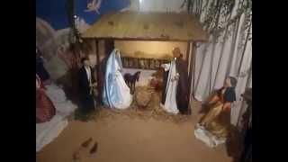 Seb années 80- Noel 2014- Eglise Saint Nizier- Lyon-
