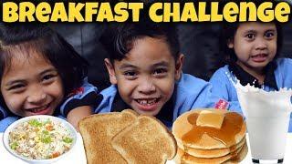 Baixar MADURASA Breakfast 🥞 Challenge!! | TheRempongsHD